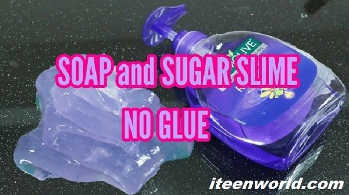 how to make slime out of shampoo