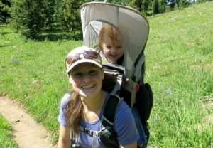 Here is the best tips for backpacking with toddlers