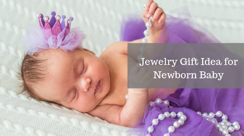 New Born Baby Jewelry Idea