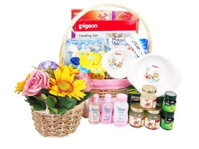 Ideas for Baby Hampers