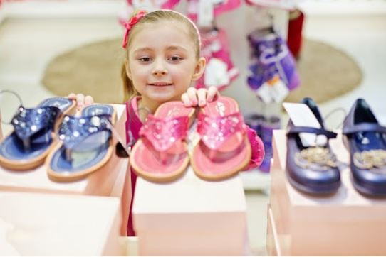 Shopping Tips for Children's Shoes