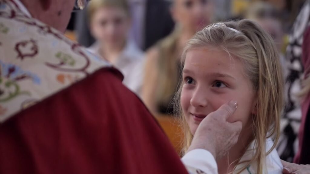 sacrament of confirmation for child